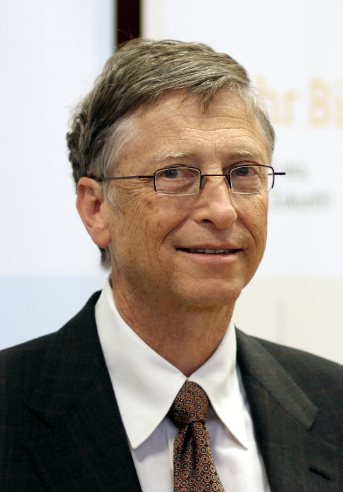 Bill Gates Joins Green Celebs with a Massive Solar Power Investment